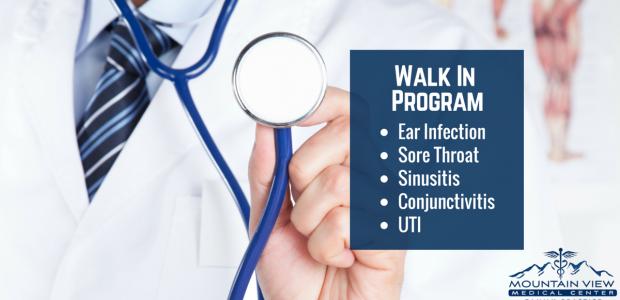 walk-in program, mvmc